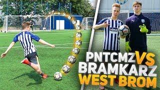 PNTCMZ VS Bramkarz West Brom (Anglia)