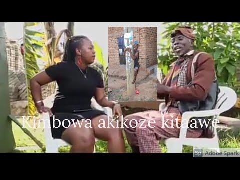 Download Mbarara ekutte omuliro... kimbowa akikoze kitaawe amu....comedy 2021(taata kimbowa)