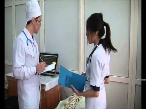 PEDIASIM (Диабетический кетоацидоз и пневмония )