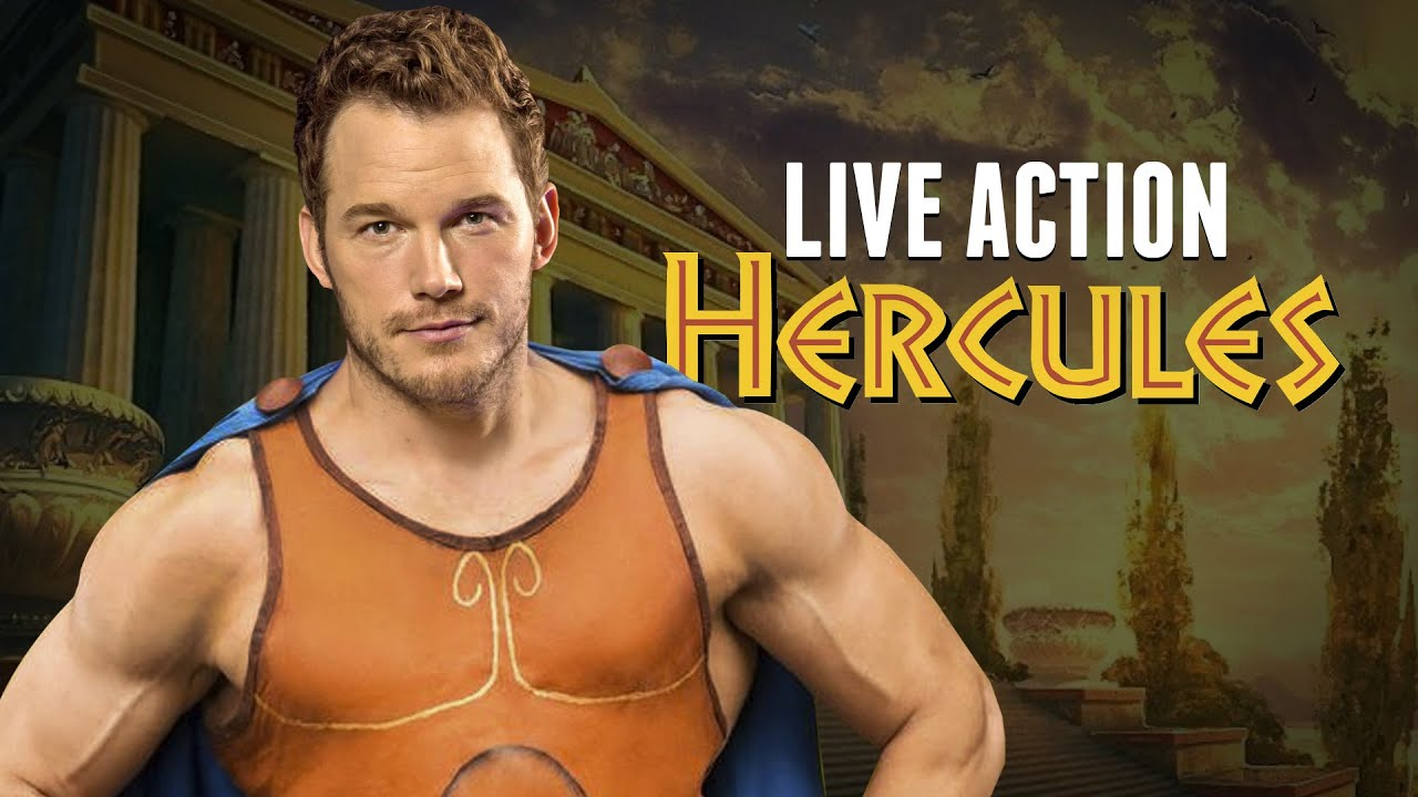 Fan Casting Hercules for a Live-Action Disney Remake