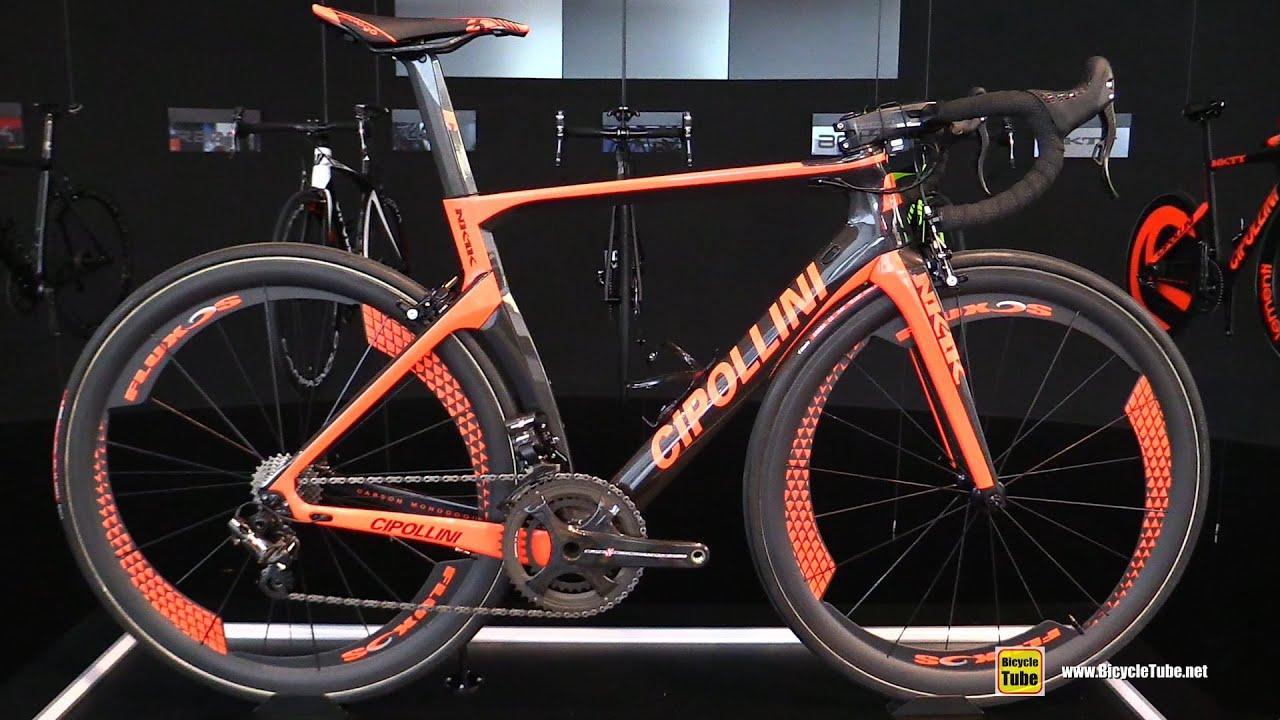 9660d580733 2016 Cipollini NK1K Road Bike - Walkaround - 2015 Eurobike - YouTube