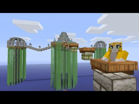 Minecraft Xbox - The Tree Of Life - Adventure Map - {2}