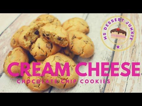 CREAM CHEESE COOKIE RECIPE  | MsDessertJunkie