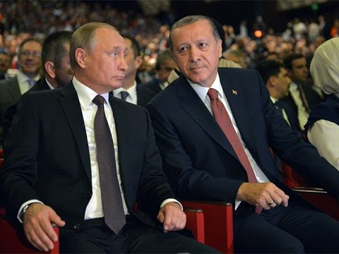 Turkey Russia ties thaw amid gas deal
