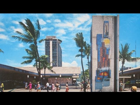 Coolest Commercial Classic - Honolulu's Ala Moana Building
