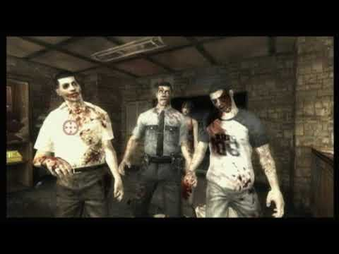 Resident Evil: The Darkside Chronicles Official Javier & Manuela HD video game trailer Nintendo Wii