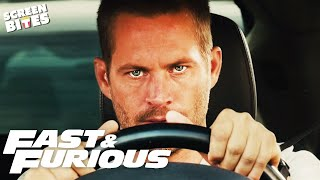 The Best of Brİan O'Conner   Paul Walker in Fast & Furious   Screen Bites