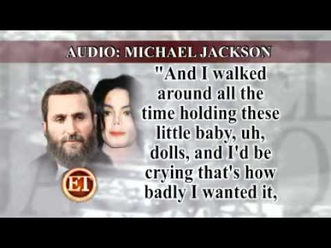 Michael Jackson: Lisa Marie Didn't Want Children With Me