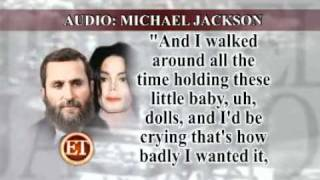 Michael Jackson: Lisa Marie Didn
