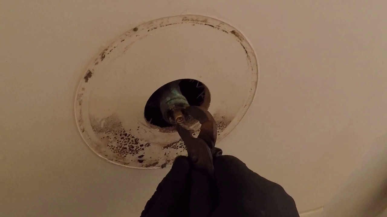 REPLACING A MOEN 1225 PUSH-PULL CARTRIDGE - TEMPE, AZ - YouTube