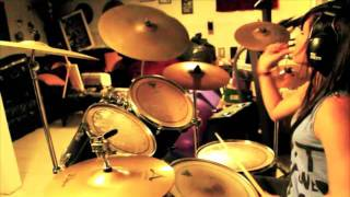 paramore here we go again live one armed scissor outro drum cover credit to wmg fbr wc