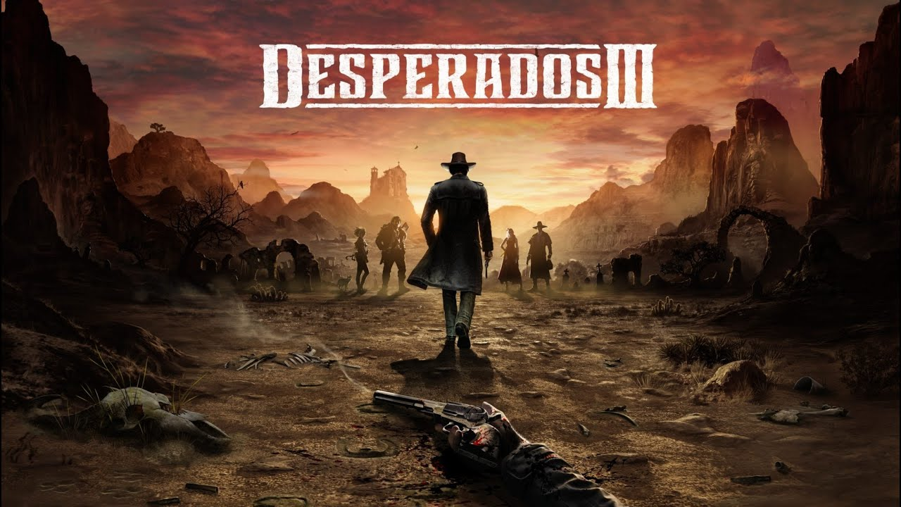 Desperados Iii Hector Mendoza Trailer Ps4 Youtube