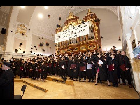 PUMS Graduation ceremony 2014 - English-language programs