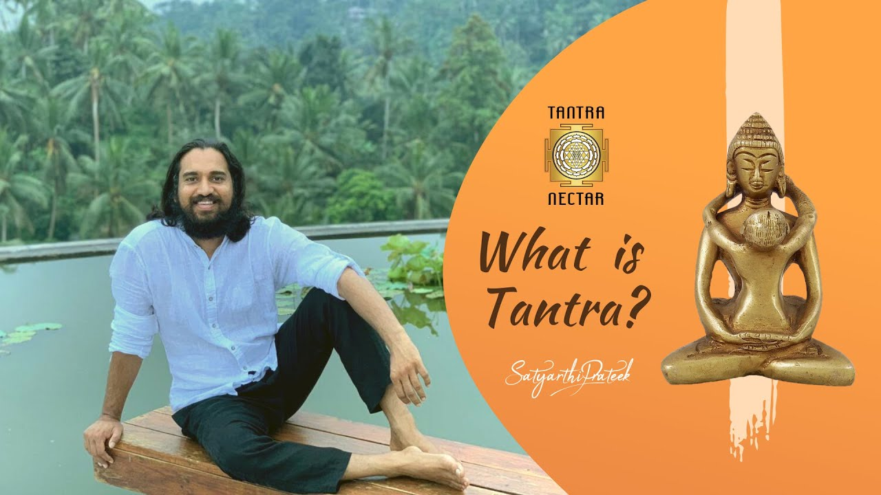 Tantra Nectar - Discover the Ultimate Path of Love & Self-Realisation