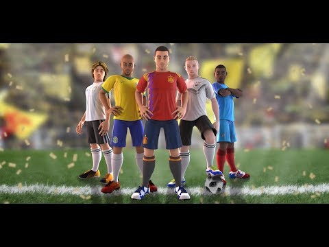 Shoot 2 Goal  World Multiplayer Soccer Cup 2018  Android Free Soccer Game