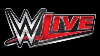 WWE LIVE! 3/19/16 Buffalo NY part1