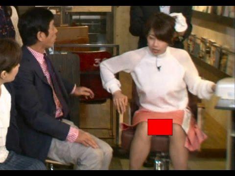 加藤綾子が「ホンマでっか!?TV」で見せた透け乳、黒パンがこちらwwww