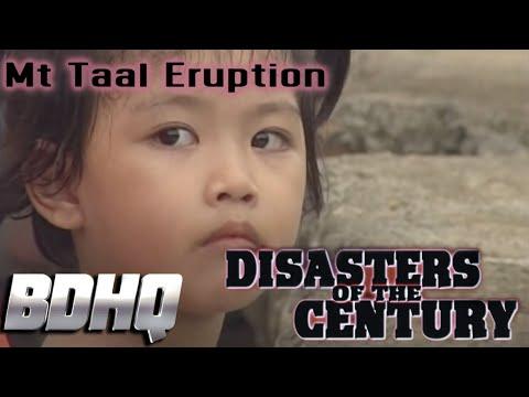 Mt.Tall Eruption - DOTC