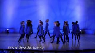 Irish blue grass jig - Irish damhsa i Rúis - Ирландский танец от Divadance soft shoe