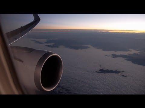 London to Punta Arenas