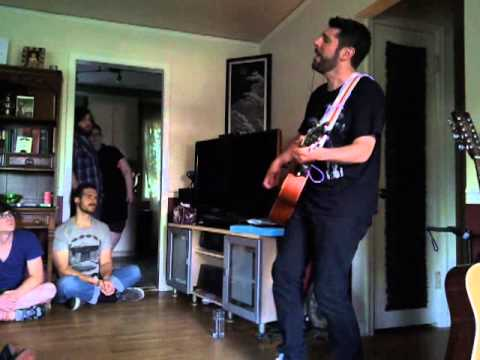 Jonah Matranga - Mother Mary, Live in Portland (June 24 2012)