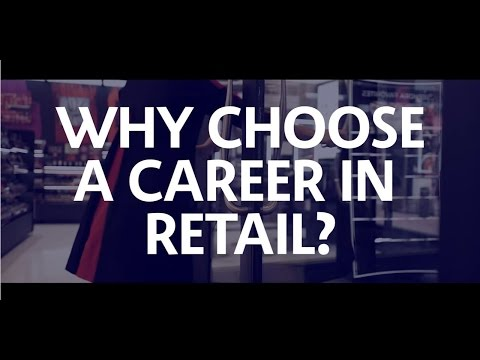 Why Choose a Career in Retail - Sephora CEO and SVP, Marketing