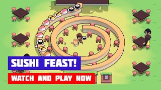 Sushi Feast! · Game · Gameplay