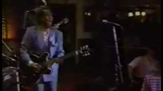 Blues de Verdad: JOHNNY COPELAND at the Lone Star Cafe, NYC, 1991 with Johnnie Jonson (full show)