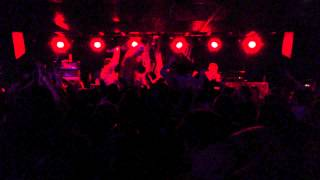 The Chariot - The Deaf Policemen (Live) 12/14/12