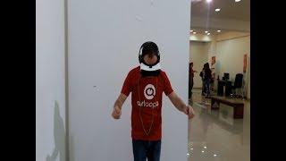 VR gaming 10 minutes