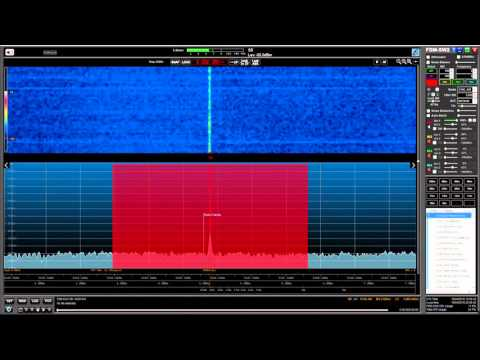 Radio Candip 5066.4 kHz, Bunia, DR of Congo, #2 outdoor reception