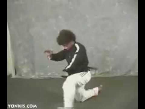 Casting Kung Fu, Ninja Nunchucks Style