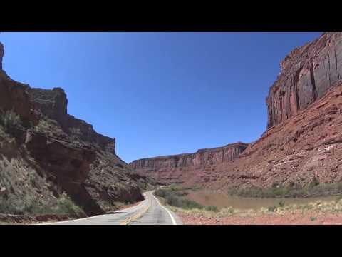 Moab Utah Scenic Bike Ride Part Two