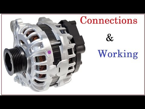 Alternator Connections Explanation and Working a full how to tutorial