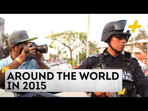 Around The World With AJ+ Docs In 2015