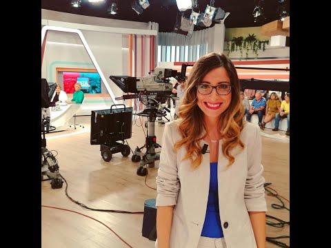 """Alto Impacto en el programa """"Está Pasando"""" de Telemadrid con la instructora Mónica Galán Bravo."""