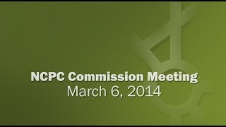National Capital Planning Commission meeting (USA) March 6, 2014
