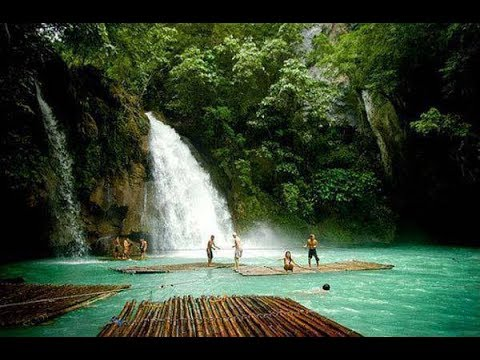Beautiful Natural Place In Philippines Most Beautiful Places In The Philippines Youtube
