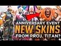 Overwatch: NEW Skins & Voicelines! - TITAN Themed? - Jeff Kaplan Q&A