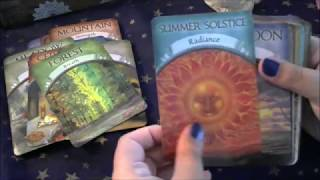 Earth Magic Oracle Deck Review
