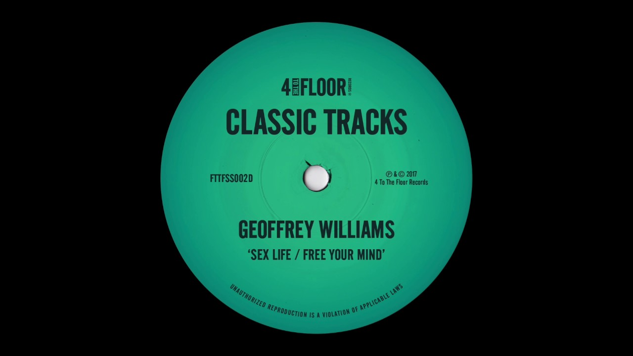 Download Geoffrey Williams 'Free Your Mind' (MK Mix)