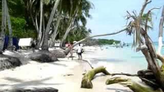 Cartagena colombia Playa blanca de Baru