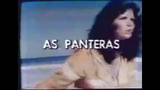 As Panteras (Seriado) - Chamada da TV Globo em 1981