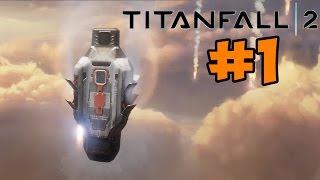TITANFALL 2 прохождение и обзор игры часть 1 - Начало (кампания)