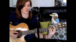 How to play Kimbra - Cameo Lover - acoustic cover