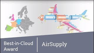 SupplyOn wins Best-in-Cloud Award with AirSupply