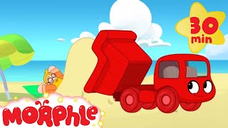 Download My Magic Dump Truck -- Dump Truck Video For Kids with My Magic Pet Morphle Mp3 and Videos