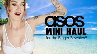 SHOPPING || Swimwear and Lingerie for a Fuller Bust from ASOS