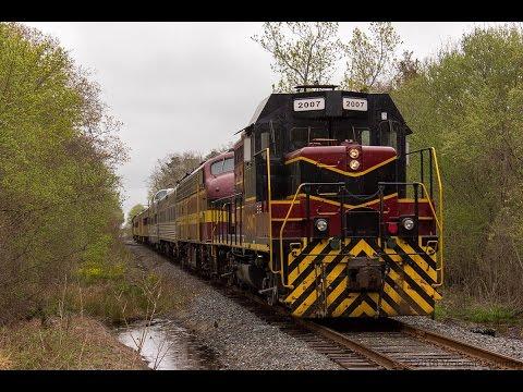 Cape Cod Central Brunch Train