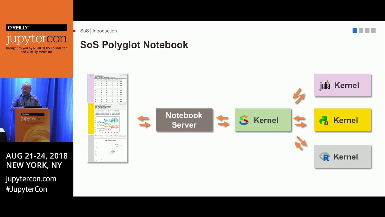Image from SoS: A polyglot notebook and workflow system...- Bo Peng (The University of Texas)